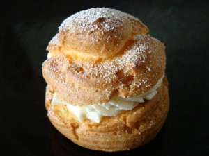 Our Perfect Cream Puff